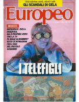 Europeo (Ottobre 1988)