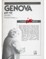 Genova Per Voi (Maggio 1989)